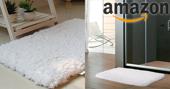 Get a Soft Absorbent Bathroom Rug For Only $22.00