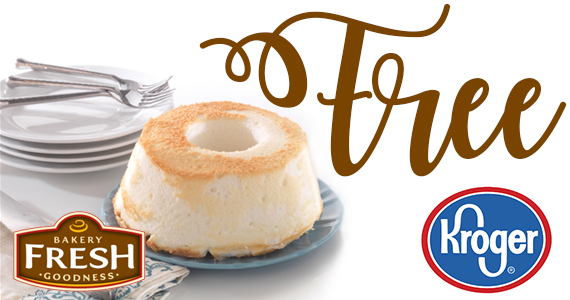 Free Angel Food Cake From Kroger