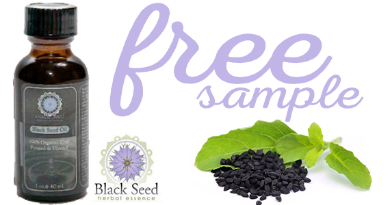 Free Black Seed Oil Sample