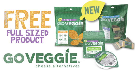 Free Go Veggie Cheese Product