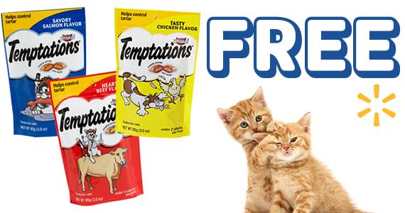 Free Whiskas Temptations Sample