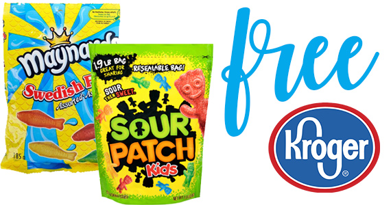 Free Sour Patch Kids or Swedish Fish – Today Only!