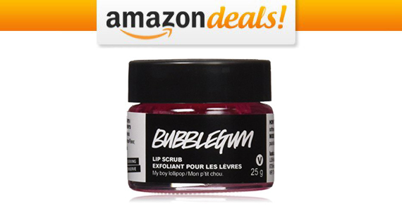 Get a Lush Bubblegum Lip Scrub For Only $9.85