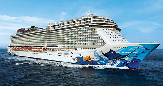 Win 1 of 5 Cruises For 2