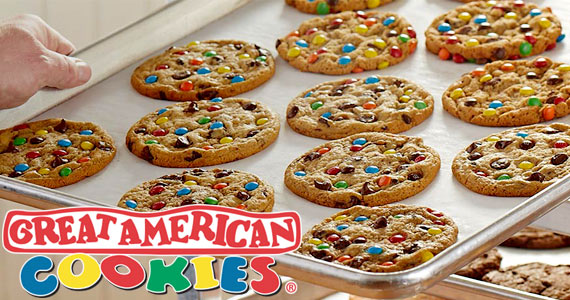 Win $1,000 Cash and a $150 Great American Cookies Gift Card