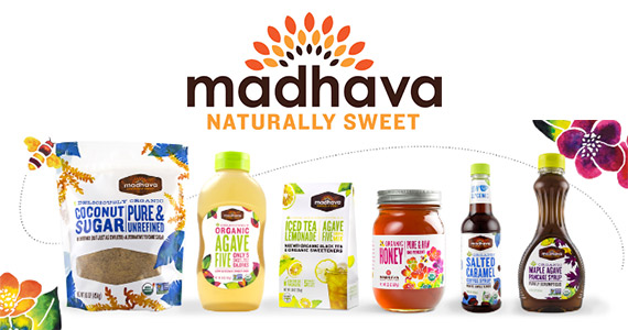 Win a $300 Visa Gift Card & Madhava Products