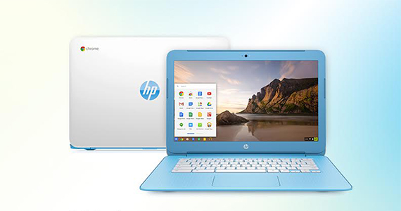 Win a 14″ HP Chromebook Laptop