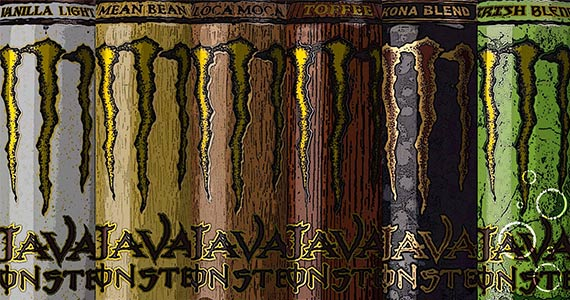 Win a Cooler & Year's Supply of Monster Java