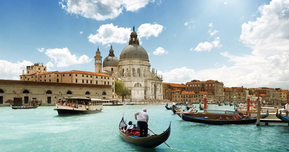 Win a Custom Trip to Italy