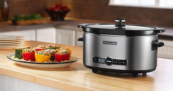 Win a KitchenAid 6-Qt Slow Cooker