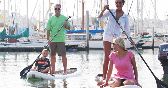 Win an Inflatable Paddle Board