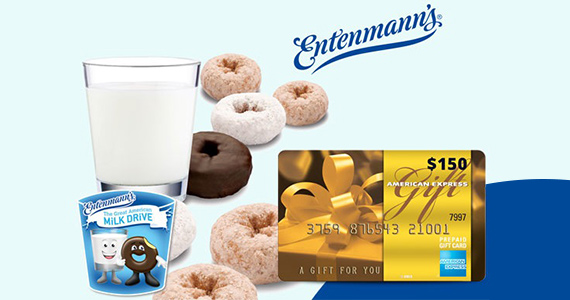 Win a Year Supply of Entenmann's Donuts
