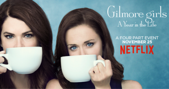 The Gilmore Girls Are Back!