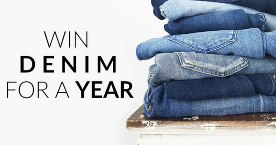 Win Denim for a Year