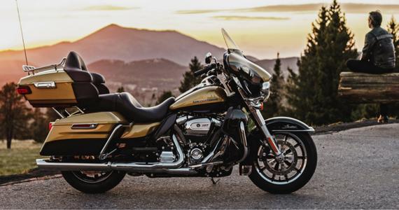 Win a 2017 Custom Harley-Davidson Motorcycle & More