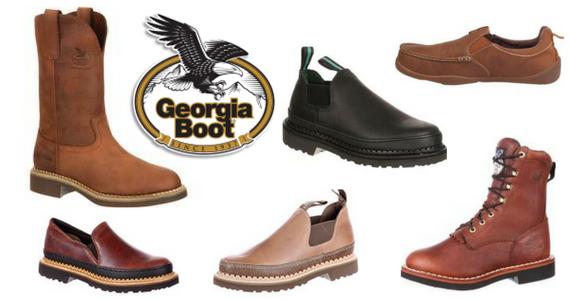 Win a $500 Georgia Boot Shopping Spree