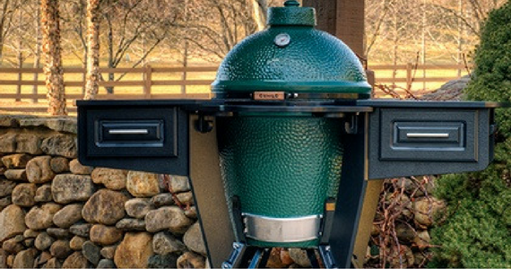 Win Big Green Egg Grill & Tickets to Gridiron Festival