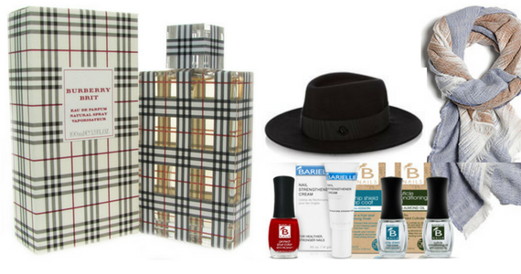 Win a Burberry Brit Perfume, Rag & Bone Scarf and More