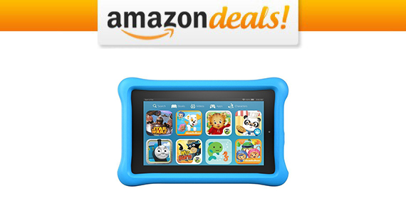 Get a Fire Kids Edition Tablet For $79.99
