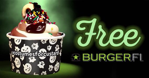 Free Small Custard From BurgerFi