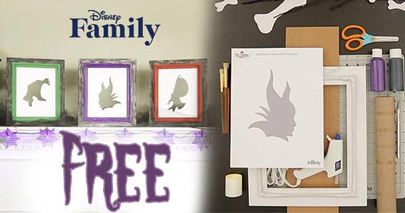 Free Disney Villains Silhouettes