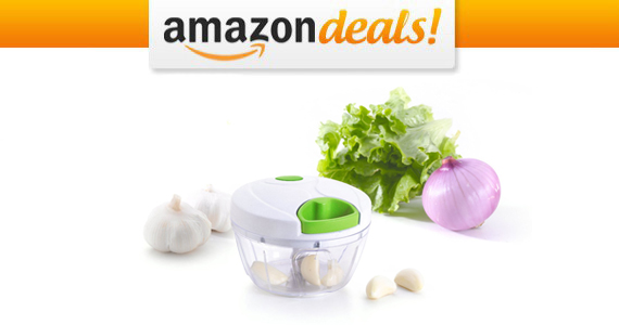 Get a Kuuk Mini Pull Chopper For Only $5.05