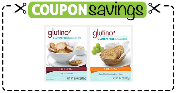 Save $1 off any Glutino Product