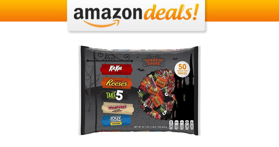 Get Hershey's Halloween Scare 'n' Share Assortment For $6.17
