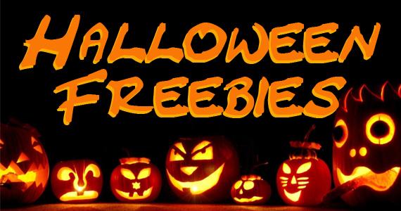 The Best Halloween 2016 Freebies