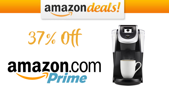 Amazon Prime Exclusive: Get a Keurig K250 For $81.99
