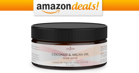 Anjou Oil Hair Mask For Only $11.00