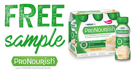 Get Your Sample of ProNourish Drink