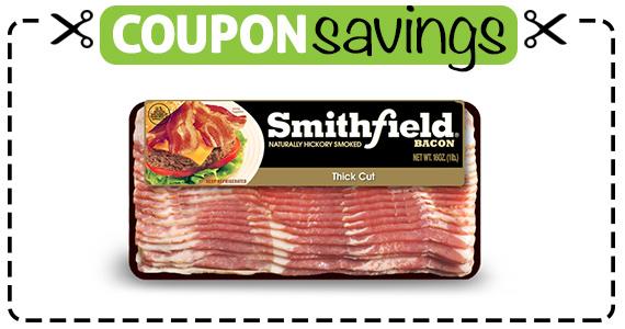 Save $1 off Smithfield Product