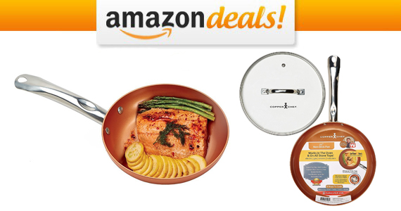 Get a Tristar Copper Chef Pan For Only $19.99