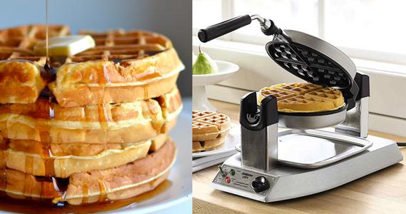 Win a Waring Pro Waffle Maker