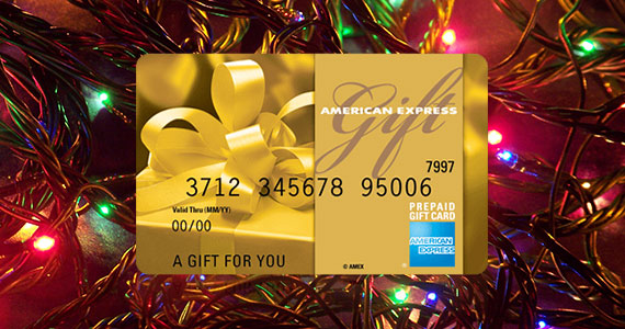 Win a $750 American Express Gift Card & More