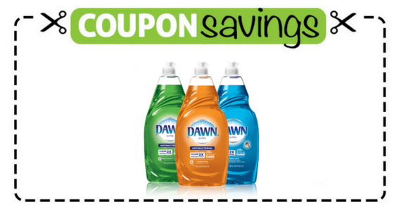 Save $0.25 off one Dawn Product