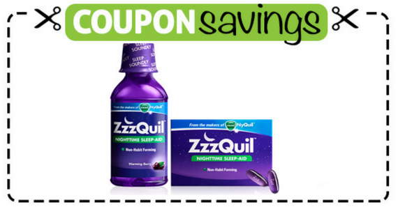 Save $1 off Vicks ZZZQuil Product