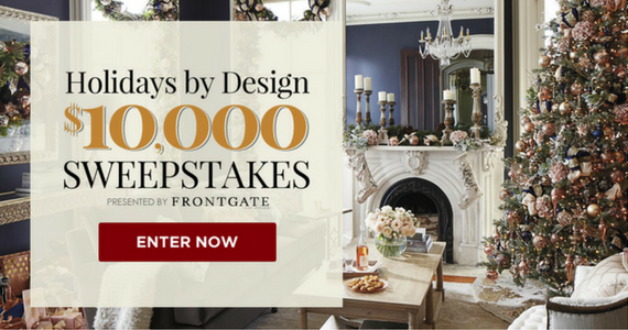 Win a $10,000 Frontgate Shopping Spree