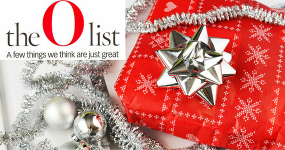 Win a Holiday Basket of Items from December O List