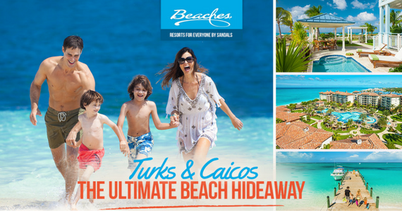 Win a Family Trip to Beaches Turks & Caicos