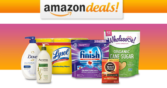 Save 20% or More on Amazon Prime Pantry Items