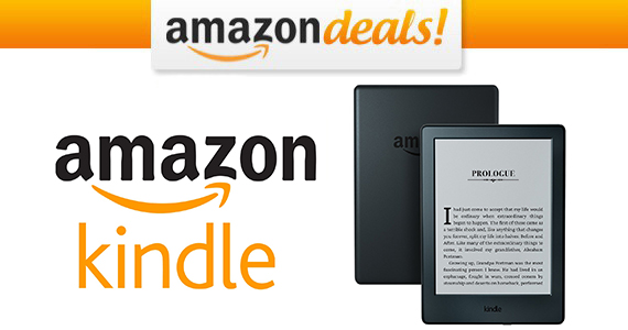 Get the All-New Kindle E-Reader For Only $59.99