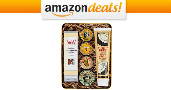 Get a Burt's Bees Classics Gift Set For Only $18.50