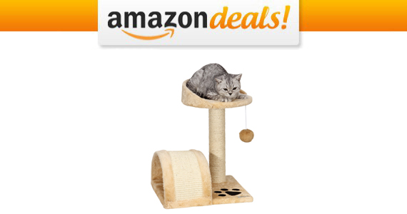 Get a Ollieroo Small Cat Tree For Only $20.79