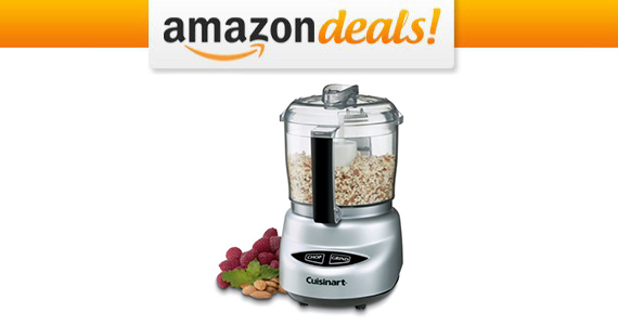 Get a Cuisinart Mini-Prep Plus Food Processor For $29.99