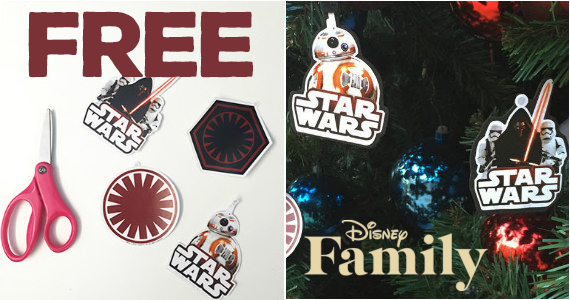 Star Wars: The Force Awakens Ornaments
