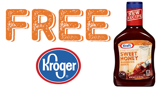 Free Kraft BBQ Sauce – Today Only!