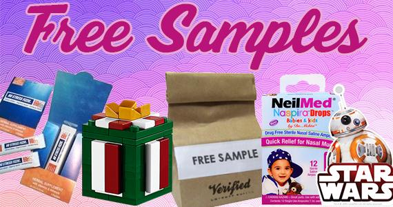 Free Sample Roundup Week of 11/14