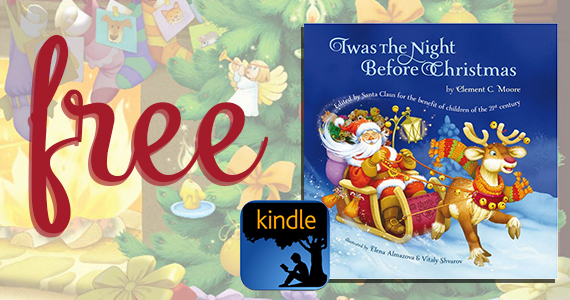 Free Kindle Download – Twas The Night Before Christmas